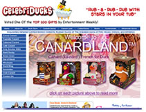Custom Blogs - CelebriDucks.com