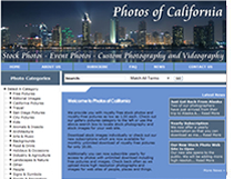 Web site design Stock Photography